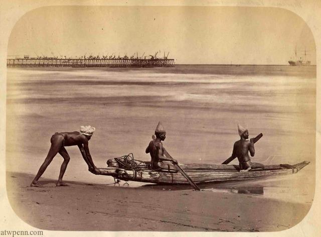 Catamaran, Madras