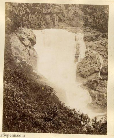 Upper Pykara Falls