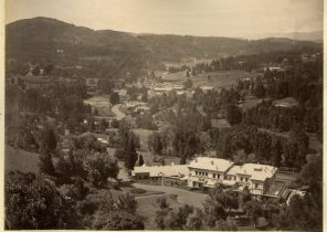 Ooty from above Govt. house