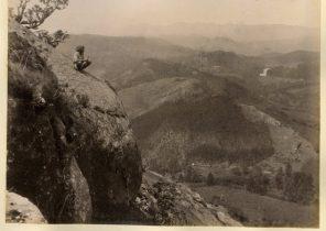 Ooty, Lovedale from Burnfoot Rock