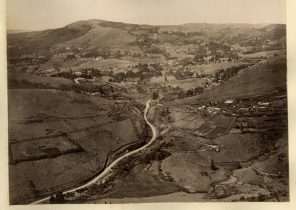 Ooty from Burnfoot rock in 1865