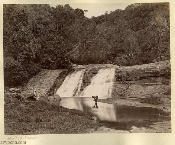 Twin Falls, Coonoor