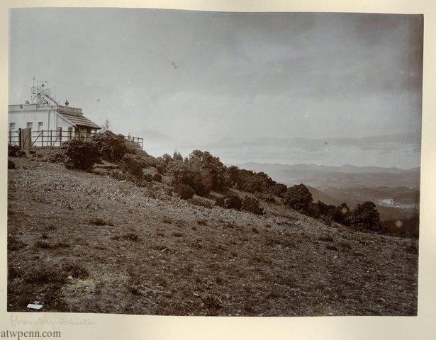 Observatory, Dodabetta, Ootacamund