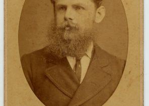 A.T.W. Penn, taken in London 1878